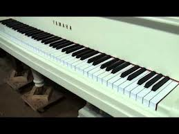 Youtubeのピアノ演奏